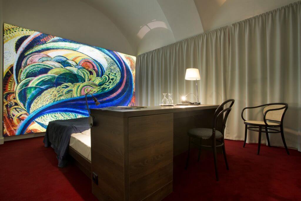 Hotelová izba Košická Moderna v Hotely Ambasador