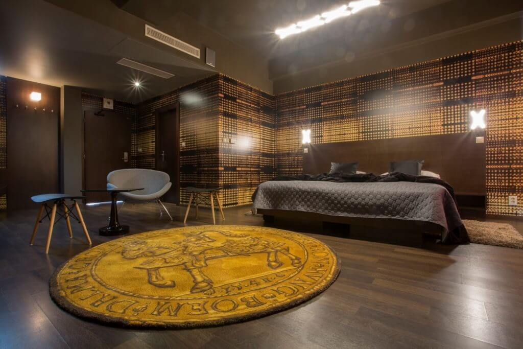 Hotelová izba Zlatý Poklad v Hoteli Zlatý Dukát